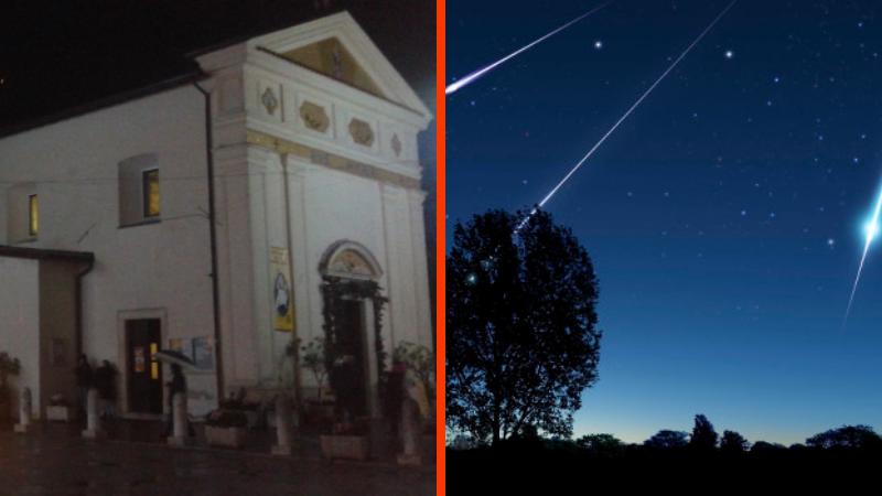 Grande affluenza sulla Pietraquaria per le notti di San Lorenzo
