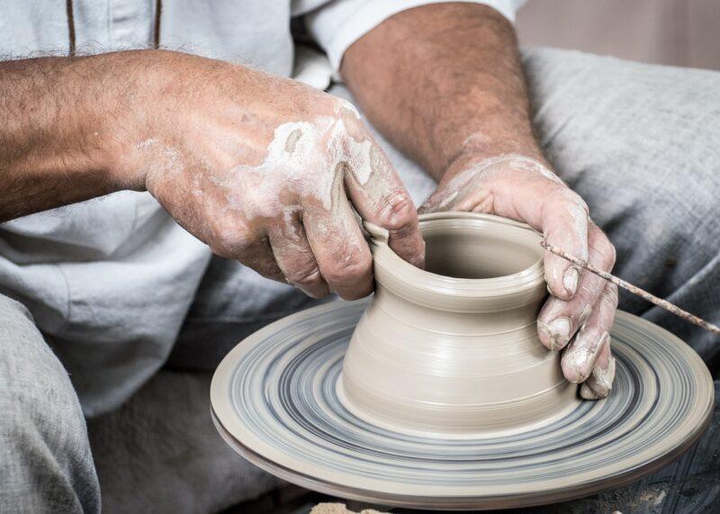 Laboratorio di Ceramica organizzato dalla Proloco di Avezzano