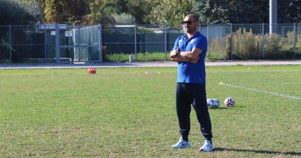 Pucetta, Giampaolo Marianella è il nuovo allenatore della Juniores Elite