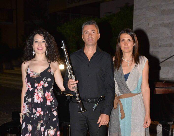 """""""L' amore secondo Ovidio"""", nuovo debutto per il trio marsicano Mars Ensemble trio"""