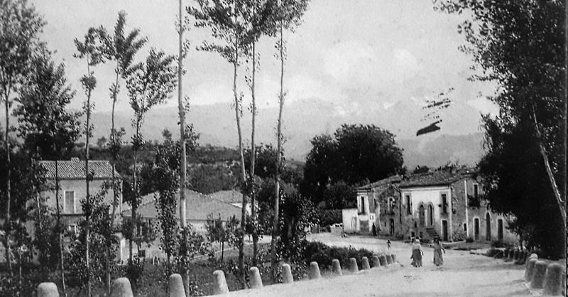 La banda musicale di Pescina e le feste di Scafa del 24 agosto 1913