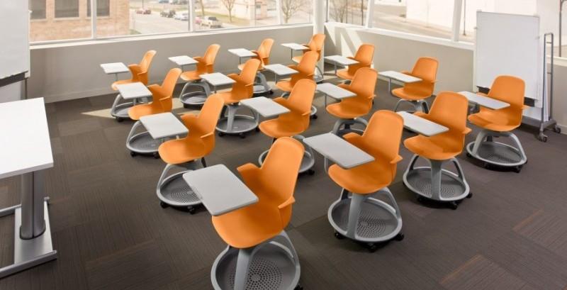 Banchi di scuola con le rotelle, la riflessione di Alfonso Gargano in caso di terremoto