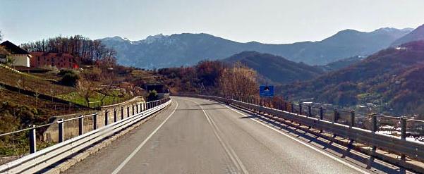 Superstrada del Liri: Anas dispone senso unico alternato in tratti saltuari fino al 30 settembre