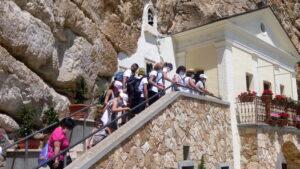 Pellegrinaggio al Santuario della Santissima Trinità ai tempi della pandemia