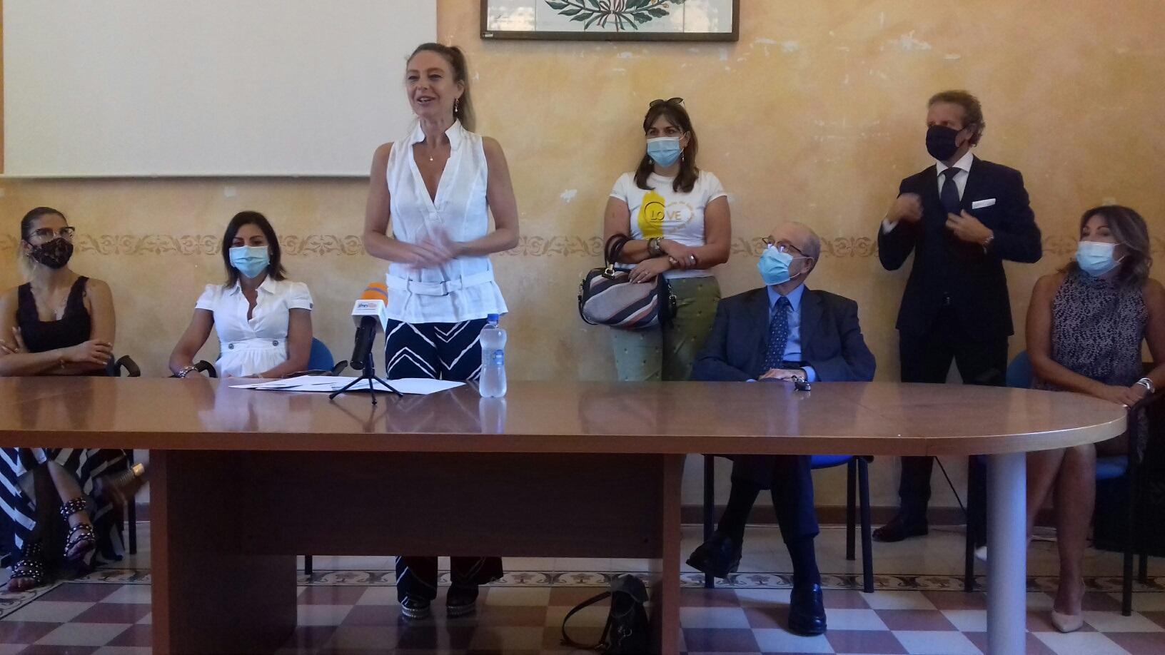 """La Taccone si presenta per portare in campo la società civile, """"De Angelis è un capitolo chiuso. «In questo momento fa altro"""""""