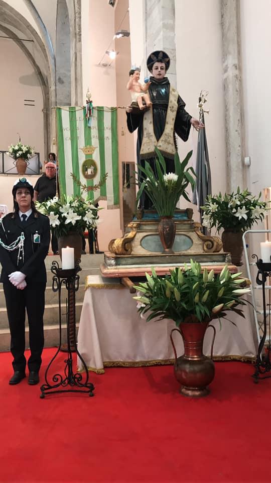 """Tagliacozzo, il sindaco Giovagnorio sposa il pensiero dei Frati di San Francesco: """"Celebriamo nostro patrono, nonostante difficoltà"""""""