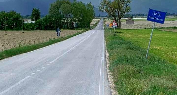 """Partono i lavori sulla S.P. 19 """"Ultrafucense"""", S.P. 117 """"della Vallelonga"""" e S.P. 17 """"del Parco Nazionale d'Abruzzo"""""""