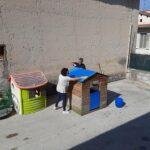 San Benedetto de' Marsi, lavori in corso alla scuola materna per garantire il rientro in sicurezza agli studenti