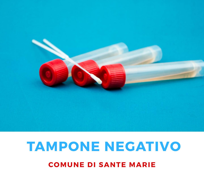 Sante Marie, tampone negativo per il paziente di Castelvecchio