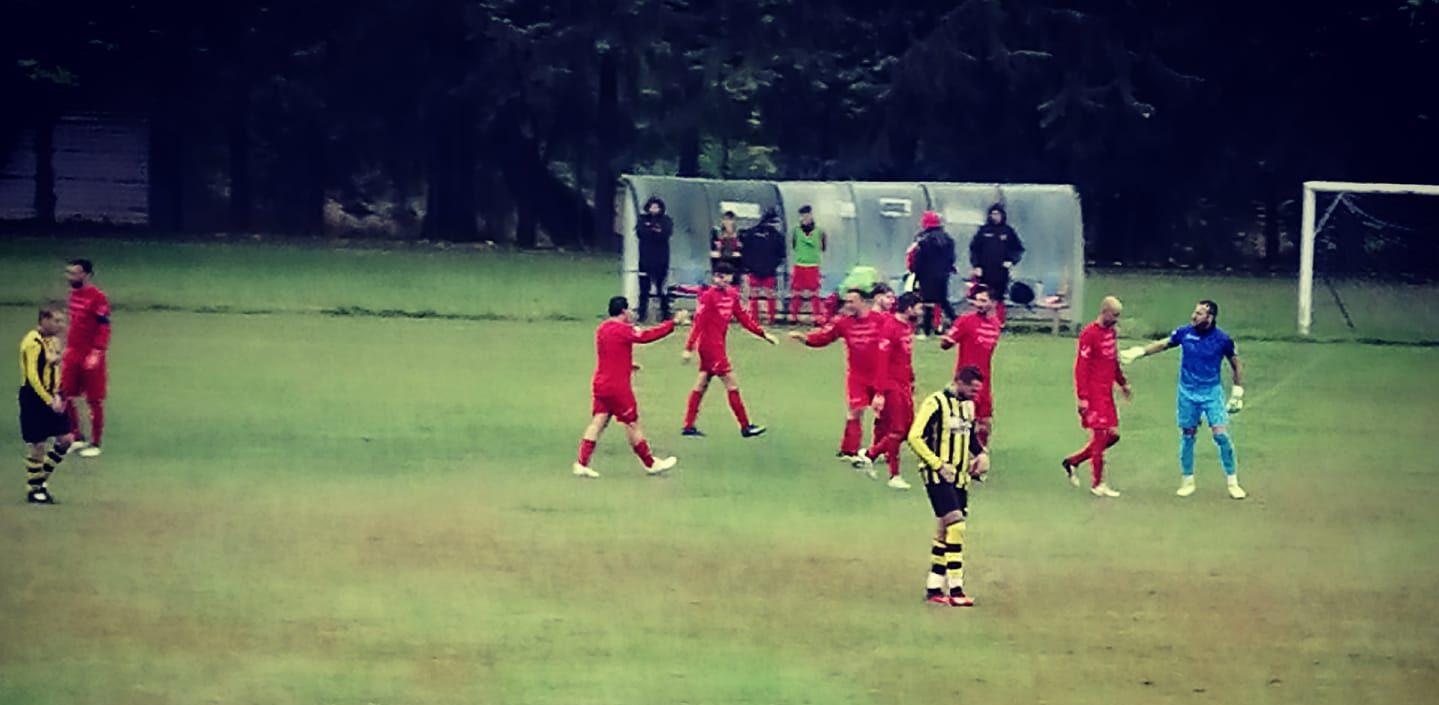 La SSD Ortigia batte in trasfera il Collarmele per 2-0 alla prima di Coppa Abruzzo
