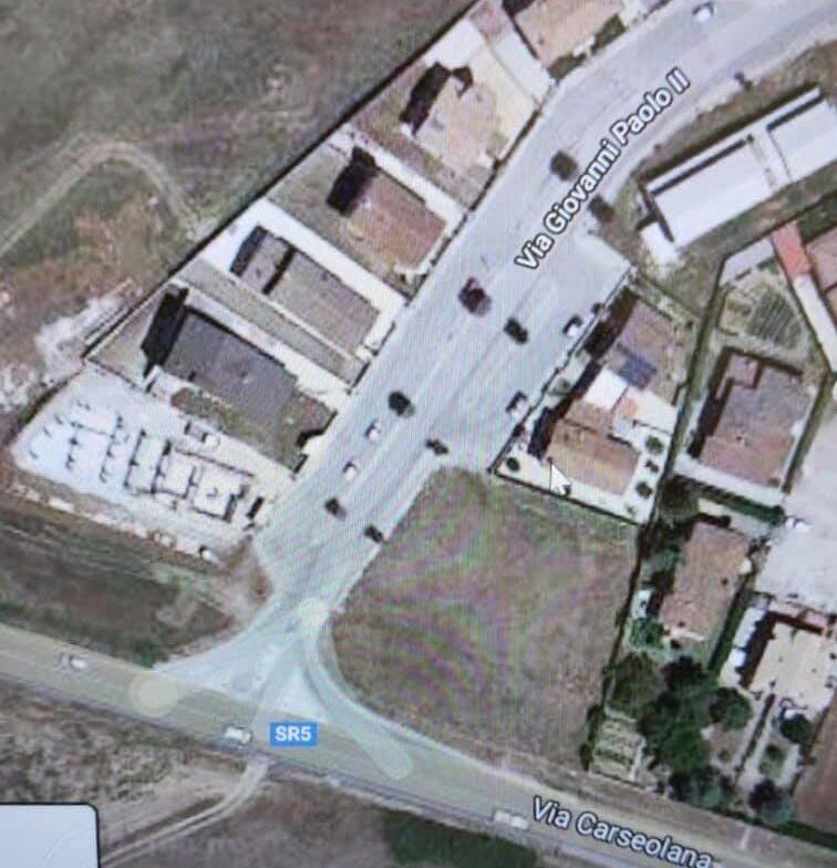 Cappelle dei Marsi, al via i lavori per la messa in sicurezza dell'incrocio stradale di SS 5 Tiburtina Valeria e via Giovanni Paolo II