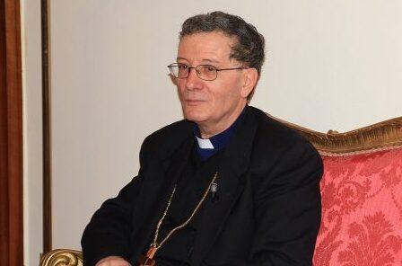 Diocesi di Avezzano, domani importante conferenza stampa di Mons. Santoro
