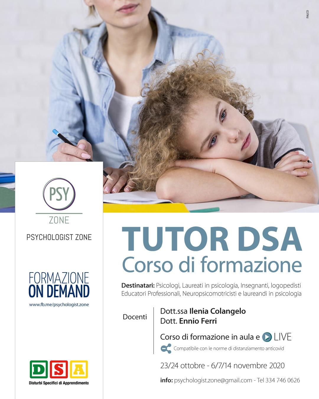 Al via i corsi per tutor DSA e tecnico del comportamento ABA/RBT
