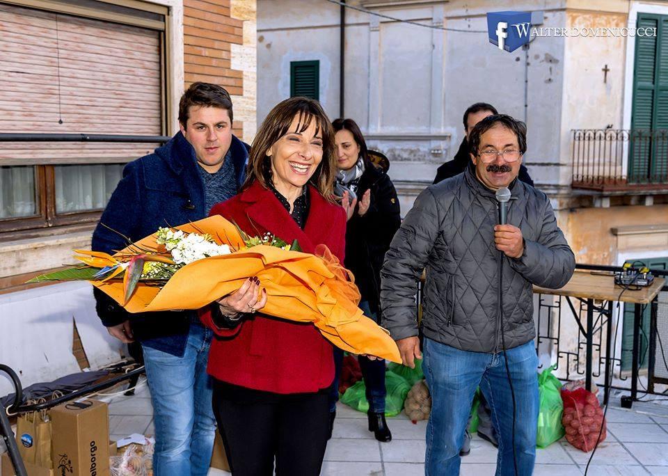 Pro-Loco di Magliano De' Marsi ringrazia il sindaco uscente Avv. Mariangela Amiconi