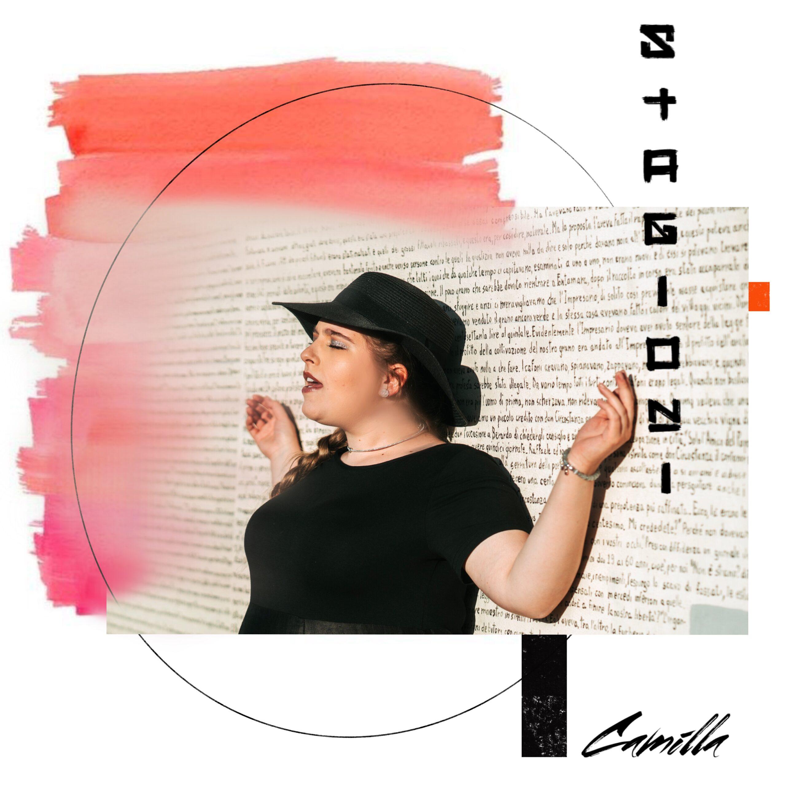 """E' uscito il nuovo singolo """"Stagioni"""" della giovane cantante avezzanese Camilla Ricchiuti"""