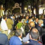 Avezzano abbraccia Gianni Di Pangrazio nel suo comizio di fine campagna elettorale