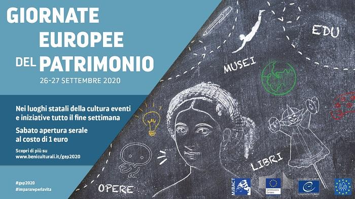 La Direzione Regionale Musei Abruzzo aderisce alle Giornate Europee del Patrimonio