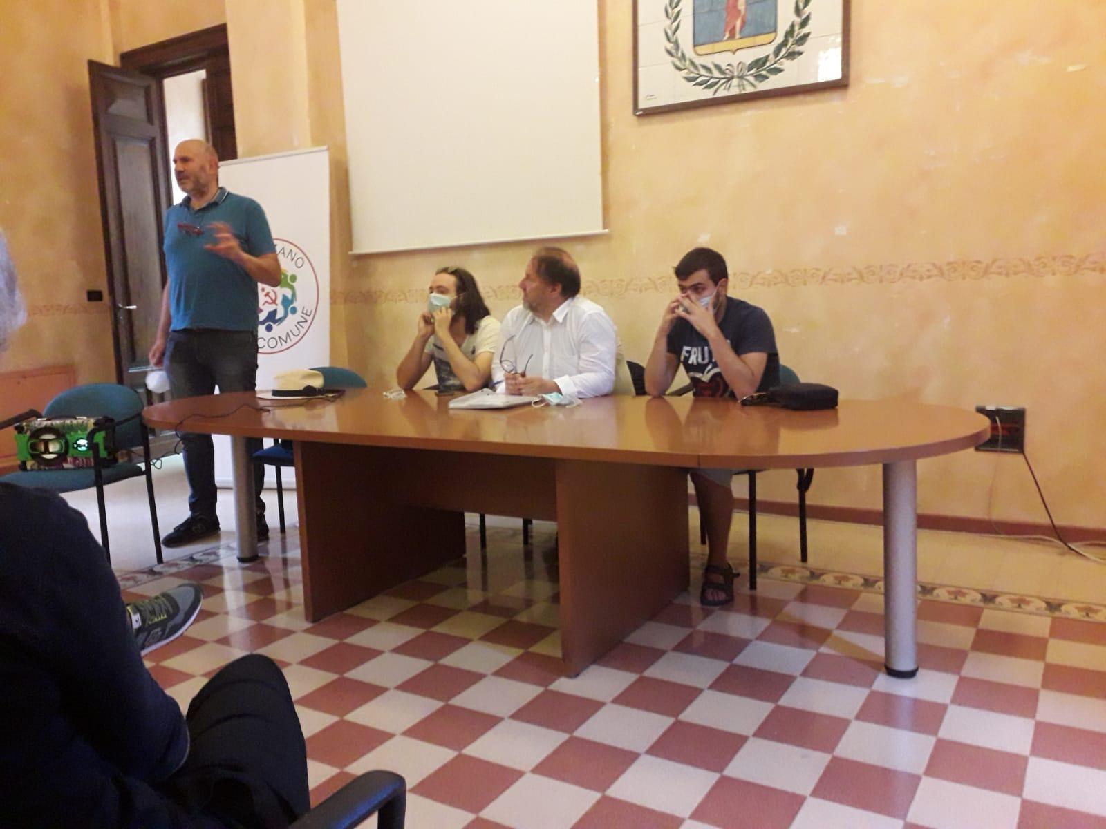Avezzano Bene Comune incontra una delegazione della FIOM – CGIL dei lavoratori della LFoundry.