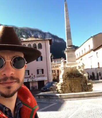"""Venerdì su Rai 5 la trasmissione """"Art Rider"""" partirà dalla Marsica"""