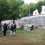 Giornate Europee del patrimonio, diversi gruppi di appassionati visitano l'area archeologica Anxa