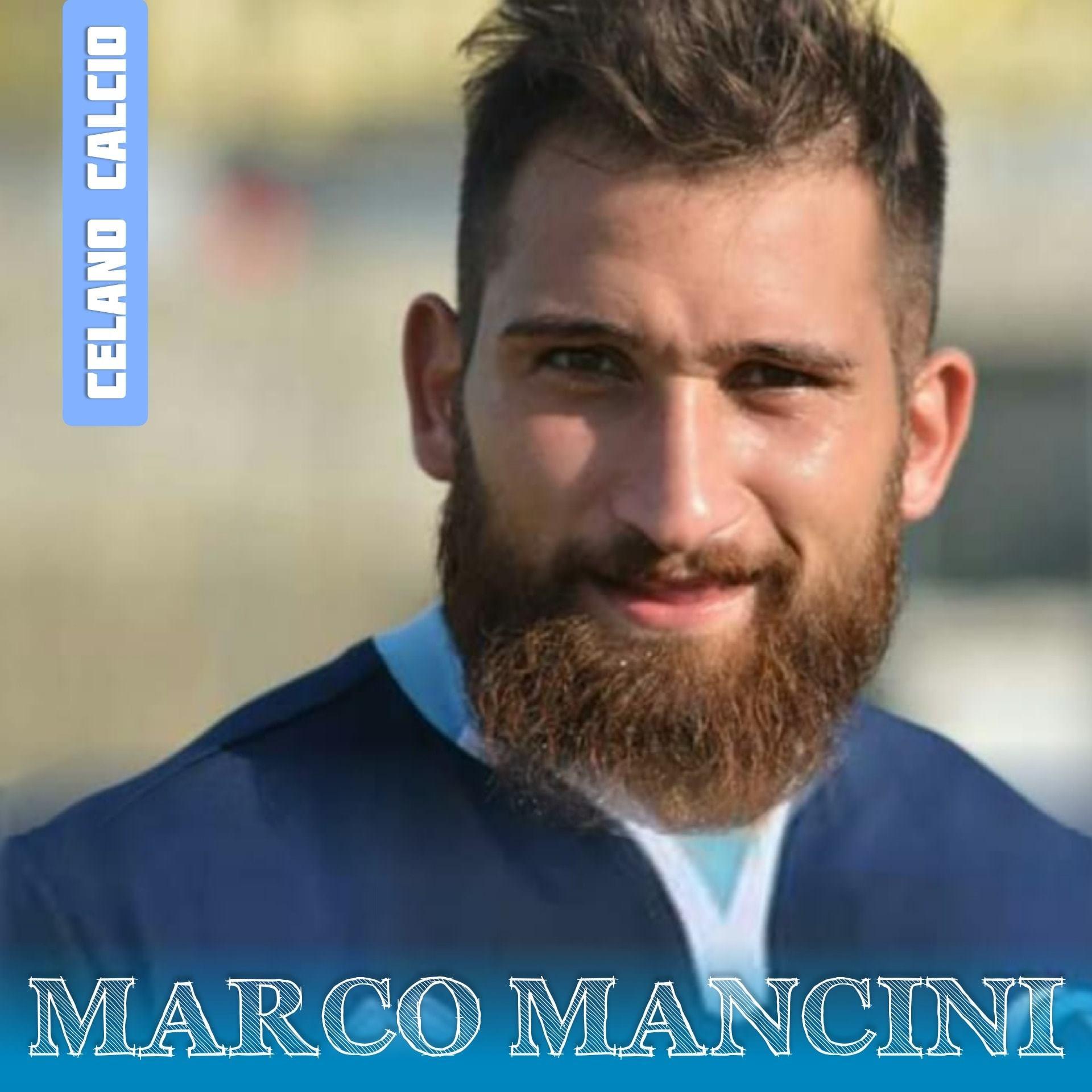 Celano Calcio, Marco Mancini è guarito dal Covid-19: lunedì tornerà in gruppo