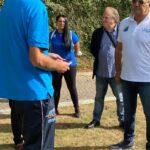 Tappa Abruzzese del viaggio Volley S3 con Andrea Lucchetta, tra i protagonisti l'avezzanese Lidia Di Carlo