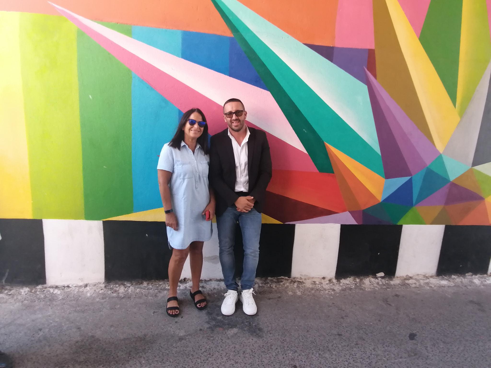 L'ambasciatrice israeliana Yael Rubinstein fa visita ad Aielli