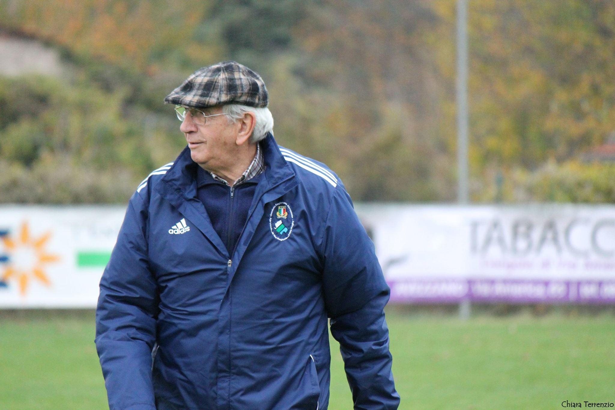 Addio ad Angelo Trombetta, fondatore e storico Presidente dell'Avezzano Rugby