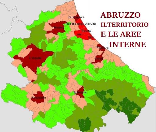 Da ALI Abruzzo la richiesta di un nuovo modello di Strategia per lo Sviluppo delle Aree Interne