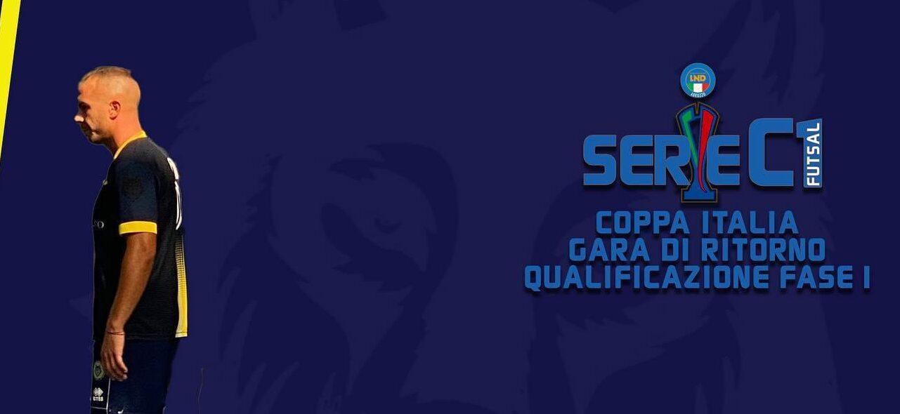 Coppa Italia, domani la gara di ritorno tra Futsal Celano - Orione valevole per la Coppa Italia