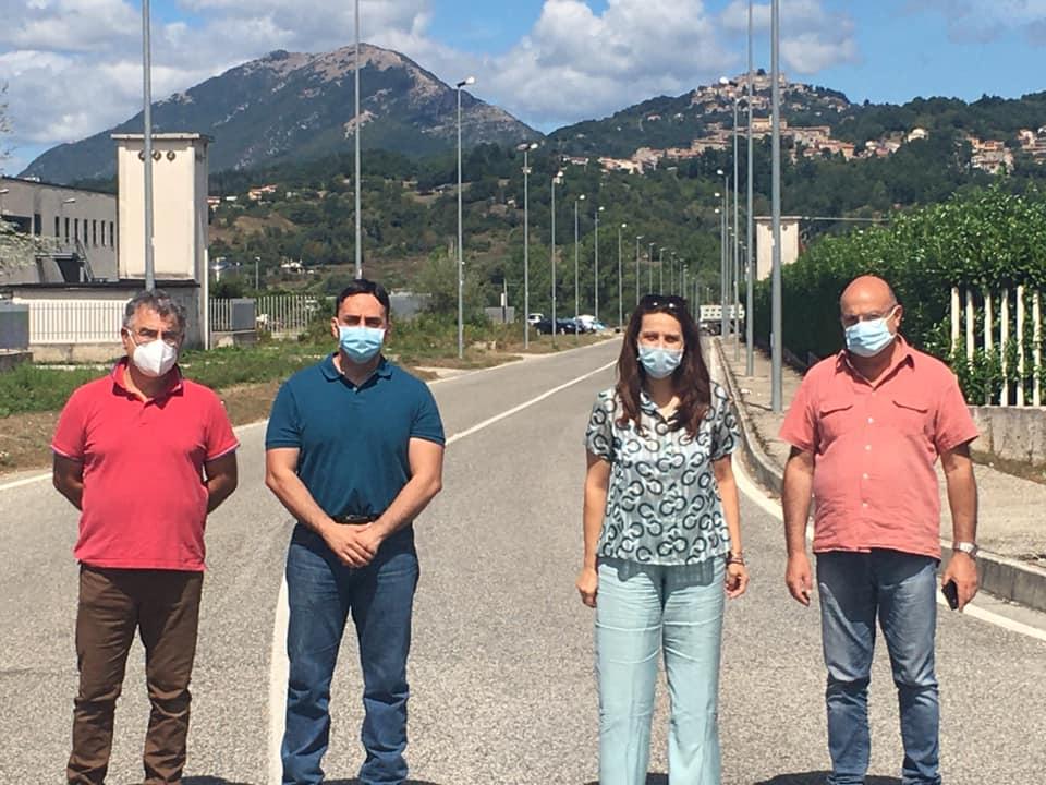 Piana del Cavaliere, oggi parte l'attività di monitoraggio e di studio della qualità dell'aria