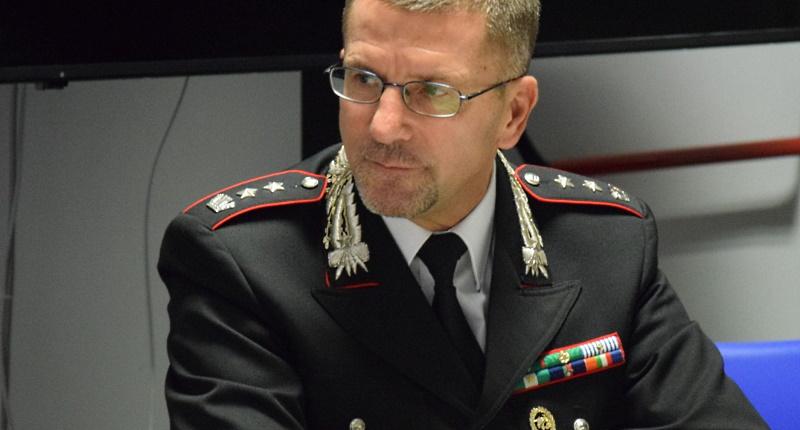 Il marsicano Americo Di Pirro è a capo del comando provinciale Carabinieri di Massa-Carrara