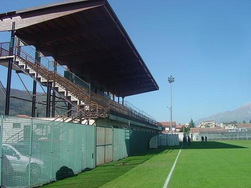 Riapre il Dei Marsi per il derby di Coppa Italia fra Avezzano e Capistrello
