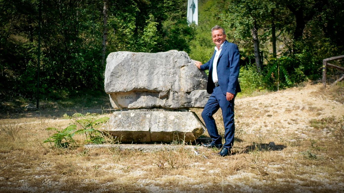 """Camminare insieme verso il futuro della città di Avezzano, ecco il """"video viaggio"""" di Gianni Di Pangrazio"""