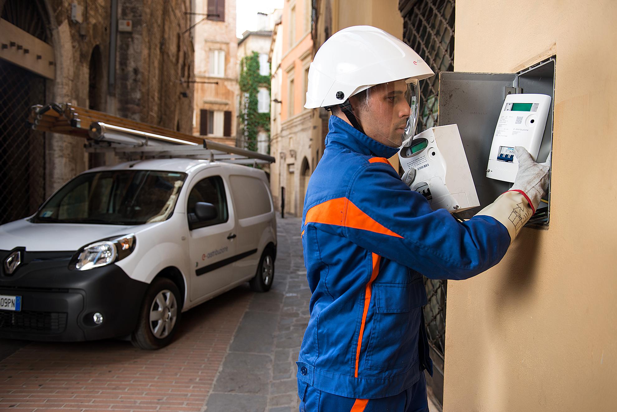 A Civitella Roveto arrivano i nuovi contatori Open Meter per un territorio sempre più smart