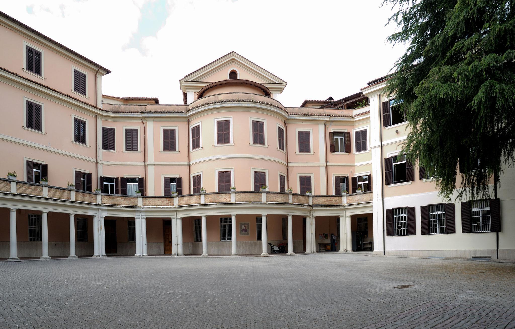 Conclusa la Presidenza dell'Istituto Sacro Cuore di Avezzano del Prof. Marco Ridolfi
