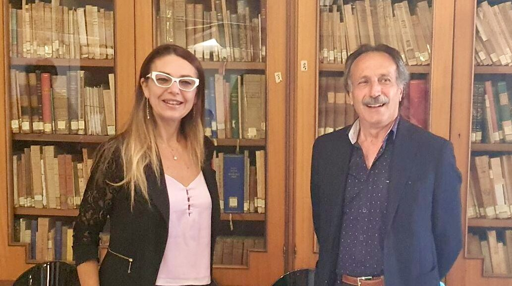 """Taccone incontra Colucci: """"Il Tribunale è stato chiuso da una legge, lavorerò su tutti i tavoli e con tutte le istituzioni per far sentire la voce del nostro Territorio"""""""