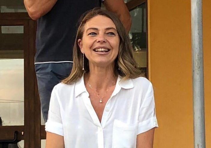 Comizio elettorale di Anna Maria Taccone