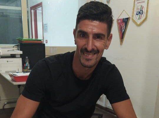 Avezzano Calcio, preso l'attaccante argentino Spinola