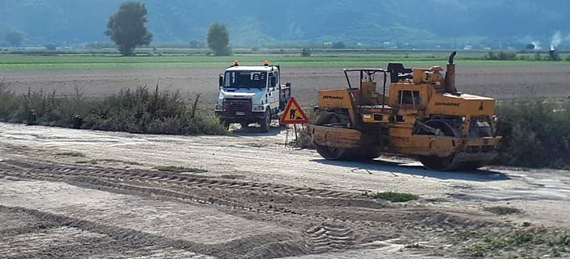 Lavori di manutenzione straordinaria per lo Stradoncino, Strada 44 e Strada 45 a Luco dei Marsi
