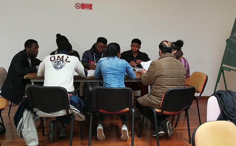 Trasferiti i 25 migranti ospiti della struttura di Paterno