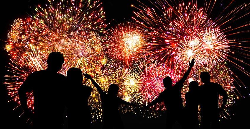 Il Comune di Pescasseroli vieta tutti i fuochi d'artificio, anche quelli silenziosi