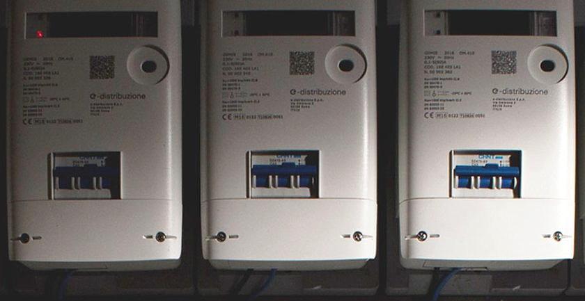 Arrivano nuovi contatori elettrici per abitazioni e negozi di Cappadocia