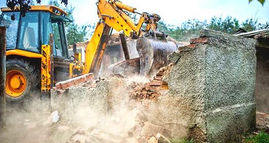 Demolizione delle opere abusive, contributi per i Comuni
