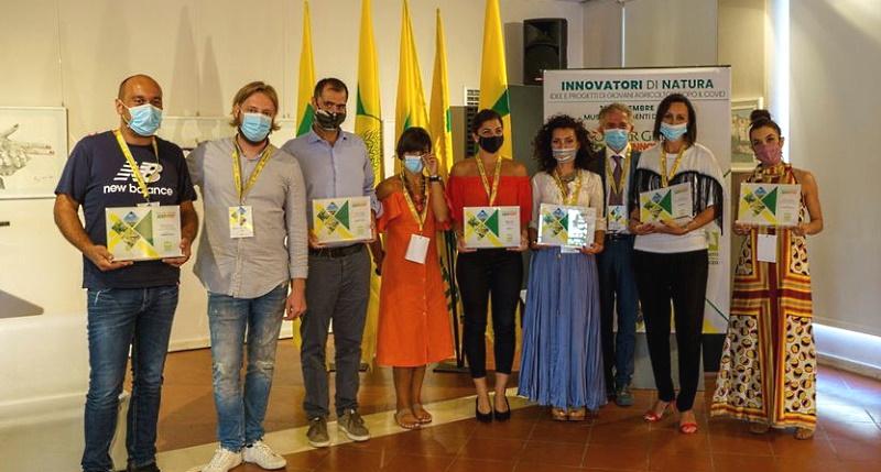 Assegnati gli Oscar Green 2020 a sei giovani imprenditori agricoli abruzzesi
