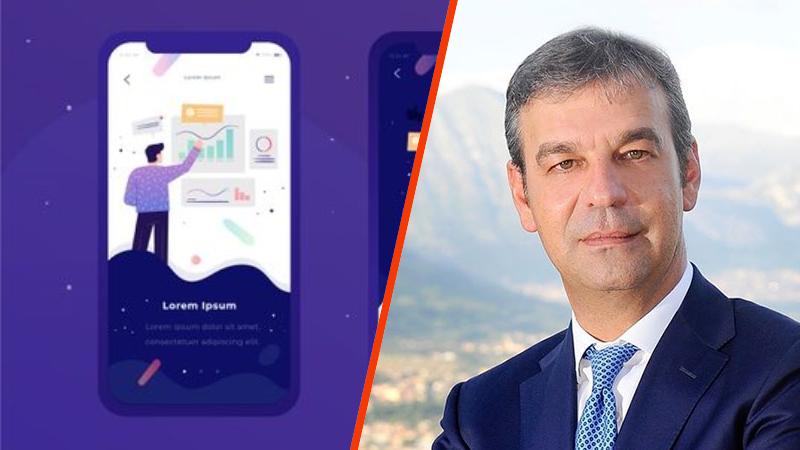Idea App candidato sindaco Antonio Del Boccio