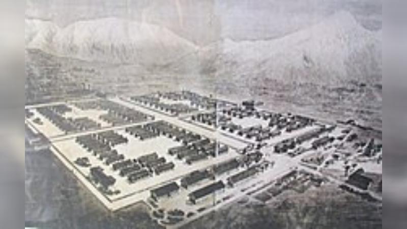 Pro Loco di Avezzano, allestimento di pannelli espositivi e commemorativi per ricordare il campo di concentramento allestito durante la Prima Guerra Mondiale