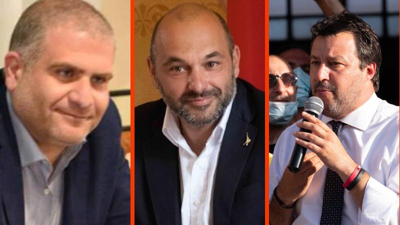 Elezioni Avezzano: comizio elettorale centrodestra oggi alle 18,30 in piazza Risorgimento con Salvini in diretta video, Marsilio e D'Eramo
