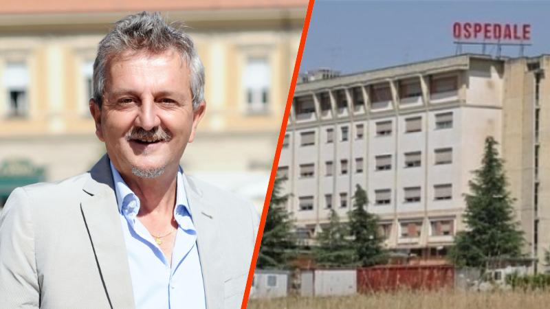 """Ospedale Avezzano, Di Pangrazio: """"In atto una vera e propria spoliazione"""""""