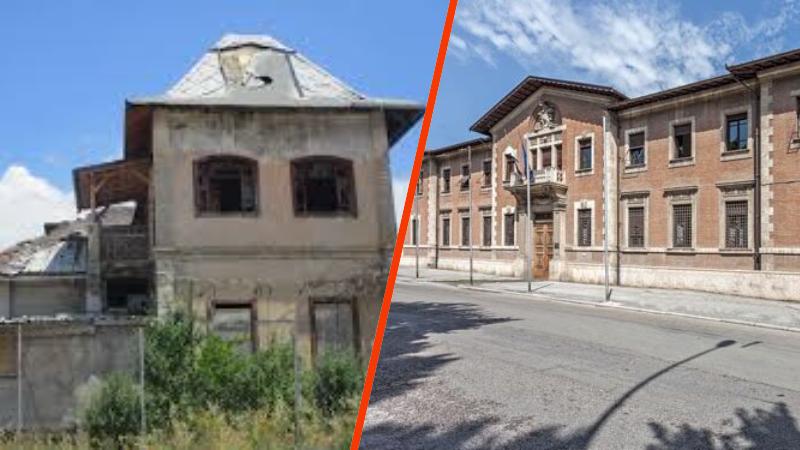 """Le proposte di """"Avezzano Bene Comune"""" su Villino Cimarosa e Palazzo Torlonia"""